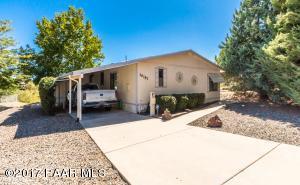 Photo of 10157 E Manzanita Trail, Dewey, AZ a single family manufactured home around 1300 Sq Ft., 2 Beds, 2 Baths
