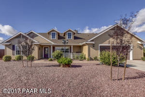 Photo of 2445 Capella Court, Chino Valley, AZ a single family home around 2200 Sq Ft., 4 Beds, 2 Baths