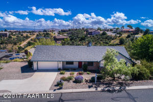 Photo of 2151 Sequoia Drive, Prescott, AZ a single family home around 1700 Sq Ft., 4 Beds, 2 Baths
