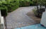 Paver walk way to front porch