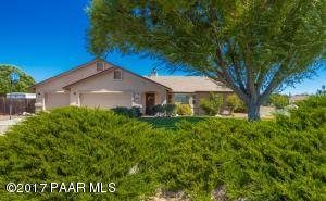 Photo of 603 Cherry Creek Lane, Chino Valley, AZ a single family home around 1500 Sq Ft., 3 Beds, 2 Baths