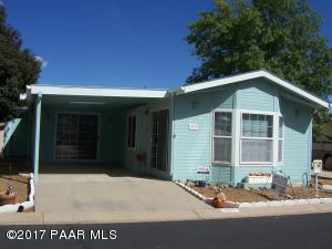 Photo of 903 N Country View Drive, Prescott Valley, AZ a single family manufactured home around 900 Sq Ft., 1 Bed, 1 Bath