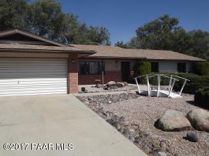 Photo of 42 Perkins Drive, Prescott, AZ a single family home around 1900 Sq Ft., 3 Beds, 2 Baths