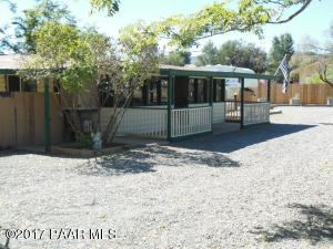 Photo of 12165 Kachina Place, Dewey, AZ a single family home around 1000 Sq Ft., 2 Beds, 1 Bath