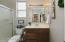 Executive Height Vanity and Tub/Shower Combo