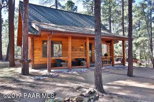 1155 E Friendly Pines Road, Prescott, AZ 86303