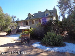 Photo of 2611 N Kenwood Pass Road, Cherry, AZ a single family home around 1300 Sq Ft., 3 Beds, 2 Baths