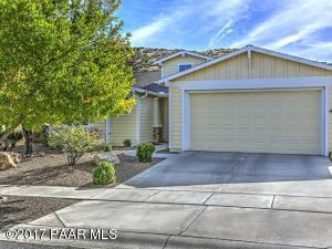With Newly Painted Siding, Stacked Rock Accents, Mature Shade Trees & Mountain Views!