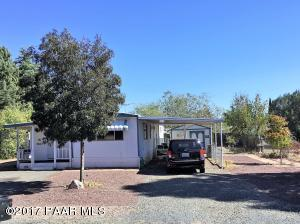 Photo of 2823 N Northridge Drive #90, Prescott Valley, AZ a single family manufactured home around 700 Sq Ft., 2 Beds, 1 Bath