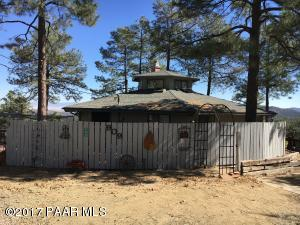 Photo of 909 N Madizell Drive, Prescott, AZ a single family home around 1500 Sq Ft., 2 Beds, 2 Baths