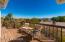 Side deck to enjoy the sunshine.