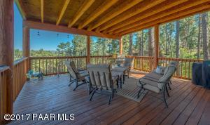 Photo of 1051 N Skyline Drive, Prescott, AZ a single family home around 2500 Sq Ft., 4 Beds, 4 Baths