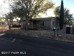 Photo of 4500 N Romero Circle, Prescott Valley, AZ a single family manufactured home around 1600 Sq Ft., 4 Beds, 2 Baths