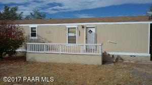 Photo of 1860 Donna Road, Chino Valley, AZ a single family manufactured home around 900 Sq Ft., 3 Beds, 2 Baths