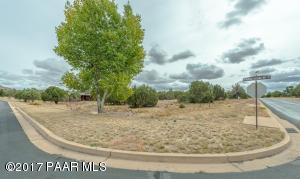 Photo of 14585 N Double Adobe Road, Prescott, AZ a vacant land listing for 0.73 acres