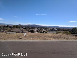 Photo of 5970 Symphony Drive, Prescott, AZ a vacant land listing for 0.48 acres