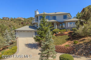 Photo of 1005 Northwood Loop, Prescott, AZ a single family home around 2900 Sq Ft., 3 Beds, 3 Baths