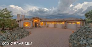 Photo of 461 Rockrimmon Circle, Prescott, AZ a single family home greater than 5000 Sq Ft., 4 Beds, 6 Baths
