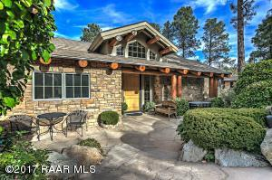 Photo of 572 Lodge Trail Circle, Prescott, AZ a single family home around 3800 Sq Ft., 3 Beds, 4 Baths