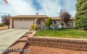 Photo of 4672 N Custer Circle, Prescott Valley, AZ a single family home around 1600 Sq Ft., 3 Beds, 2 Baths