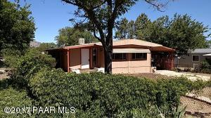 Photo of 3110 Cedar Lane, Prescott, AZ a single family manufactured home around 1300 Sq Ft., 3 Beds, 2 Baths