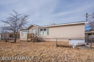 Photo of 4160 N Jay Court, Prescott Valley, AZ a single family manufactured home around 1200 Sq Ft., 3 Beds, 2 Baths