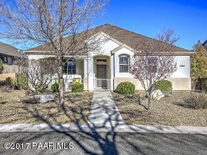 Photo of 7912 E Crimsonfire Road, Prescott Valley, AZ a single family home around 1600 Sq Ft., 3 Beds, 2 Baths