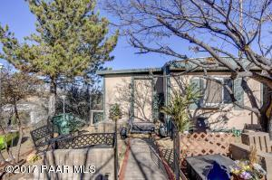 Photo of 1710 E Butterfield Road, Prescott, AZ a single family manufactured home around 700 Sq Ft., 2 Beds, 1 Bath