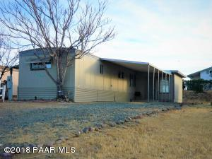 Photo of 13145 Prescott Street, Dewey, AZ a single family manufactured home around 1200 Sq Ft., 2 Beds, 1 Bath
