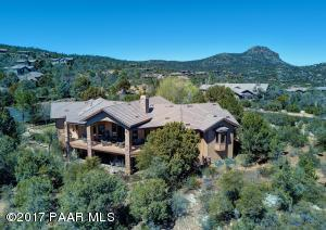 Photo of 2125 Forest Mountain Road, Prescott, AZ a single family home around 4100 Sq Ft., 4 Beds, 5 Baths