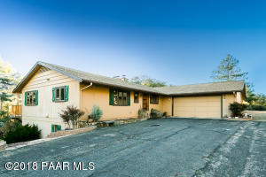 Photo of 5201 Iron Springs Road, Prescott, AZ a single family home around 3100 Sq Ft., 3 Beds, 3 Baths