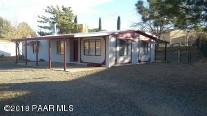 Photo of 10483 E Durham Road, Dewey, AZ a single family manufactured home around 1200 Sq Ft., 2 Beds, 2 Baths