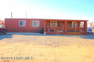 Photo of 2530 S Butte Street, Dewey, AZ a single family manufactured home around 800 Sq Ft., 2 Beds, 1 Bath