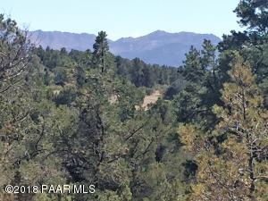 Photo of 15035 N Four Mile Creek Lane, Prescott, AZ a vacant land listing for 1 acre