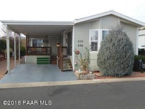 Photo of 896 N Mountain Brush Drive, Dewey, AZ a single family manufactured home around 800 Sq Ft., 2 Beds, 1 Bath