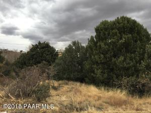 Photo of 4560 E Catherine Drive, Prescott, AZ a vacant land listing for 0.20 acres