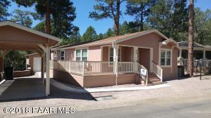 Photo of 90 Alpine, Prescott, AZ a single family manufactured home around 1700 Sq Ft., 2 Beds, 2 Baths
