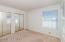 Split floorplan/ Bedroom #3