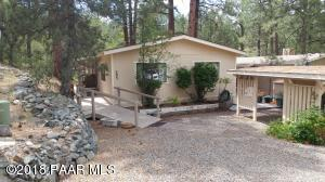 Photo of 203 Midway, Prescott, AZ a single family manufactured home around 1300 Sq Ft., 2 Beds, 2 Baths