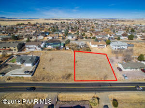 Photo of 5274 N Robert Road, Prescott Valley, AZ a vacant land listing for 0.25 acres