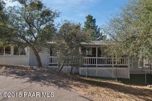Photo of 2137 Prescott Canyon Circle, Prescott, AZ a single family manufactured home around 1000 Sq Ft., 2 Beds, 2 Baths