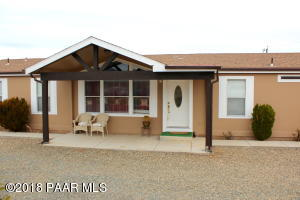 Photo of 2559 S Hecla Street, Dewey, AZ a single family manufactured home around 2200 Sq Ft., 4 Beds, 2 Baths
