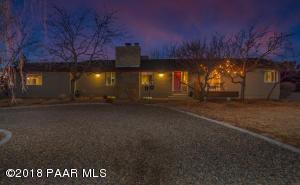 Photo of 3250 S Burro Drive, Prescott, AZ a single family home around 4200 Sq Ft., 3 Beds, 4 Baths