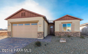 Photo of 12741 E De La Cruz Street, Dewey, AZ a single family home around 1700 Sq Ft., 3 Beds, 2 Baths