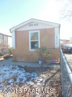 Photo of 4534 N Katie Circle, Prescott Valley, AZ a single family manufactured home around 1000 Sq Ft., 3 Beds, 2 Baths