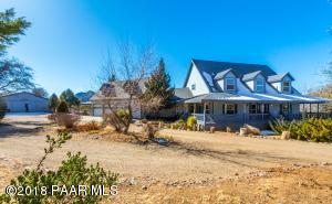 Photo of 8575 N Oak Forest Drive, Prescott, AZ a single family home around 3200 Sq Ft., 4 Beds, 5 Baths