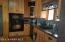 remodeled kitchen hickory cabinets