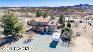 Photo of 11680 E Finley Road, Mayer, AZ a single family home around 2100 Sq Ft., 3 Beds, 2 Baths