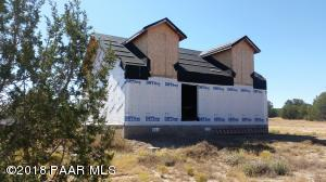 Photo of 48950 N Anvil Rock Road, Seligman, AZ a single family home around 1500 Sq Ft., 3 Beds, 1 Bath