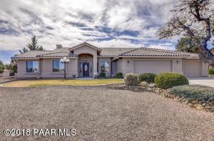 831 Pinon Oaks Drive, Prescott, AZ 86305